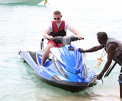 EXCLUSIVE: Coleen and Wayne Rooney enjoy a day at the beach with family in Barbados. 20 May 2018 Pictured: Coleen and Wayne Rooney and family. Photo credit: MEGA TheMegaAgency.com +1 888 505 6342