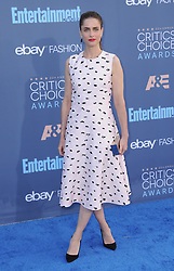 Amanda Peet  bei der Verleihung der 22. Critics' Choice Awards in Los Angeles / 111216