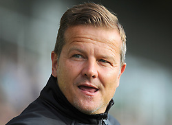 Forest Green Rovers manager Mark Cooper - Mandatory by-line: Nizaam Jones/JMP- 17/07/2018 - FOOTBALL - New Lawn Stadium - Nailsworth, England - Forest Green Rovers v Leeds United - Pre-season friendly