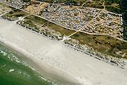 Nederland, Friesland, Ameland, 05-08-2014; Noordzeestrand van Nes.<br /> Wadden island Ameland, North sea beach. <br /> <br /> luchtfoto (toeslag op standard tarieven);<br /> aerial photo (additional fee required);<br /> copyright foto/photo Siebe Swart