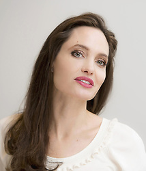 August 25, 2017 - Hollywood, California, U.S. - Director ANGELINA JOLIE promotes 'First They Killed My Father: A Daughter of Cambodia Remembers.' This a true story of a Cambodian author and human rights activist L. Ung as she recounts the horrors she suffered under the rule of the deadly Khmer Rouge. Angelina Jolie worked on this movie with her adopted son from Cambodia who is one of the Executive producers. This is an International film. The screenplay was written by Jolie and Ung. (Credit Image: © Armando Gallo/ZUMA Studio)