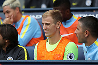 Football - Joe Hart of Manchester City during the match at the Etihad Stadium between Manchester City and West Ham United. <br /> <br /> 2016 / 2017 Premier League - Manchester City vs. West Ham United<br /> <br /> -- at The Etihad Stadium.<br /> <br /> COLORSPORT/LYNNE CAMERON