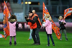22-01-2012 VOETBAL: FC UTRECHT - PSV: UTRECHT<br /> Utrecht speelt gelijk tegen PSV 1-1 / Frank Zilver in actie<br /> ©2012-FotoHoogendoorn.nl
