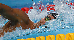 Gregorio Paltrinieri of Italy in the 1500 m. free style during the 17th FINA World Championships in Budapest, Hungary, on July 29, 2017. Photo by Giuliano Bevilacqua/ABACAPRESS.COM