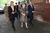 Prinses Beatrix bij Hollandse Meesters in EYE