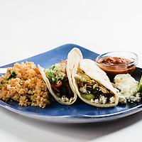 Food Prepared by Michael Hobley of Houston, Texas
