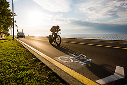 Jan Polanc competing Slovenia Road Cycling Championship Time Trial 202, on June 17, 2021 in Koper, Slovenia. Photo by Grega Valancic / Sportida.
