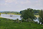 Nederland, Pannerden, 21-5-2015Binnenvaartschip, vaart over het Pannerdens, pannerdensch, kanaal bij pannerden.. Foto: Flip Franssen/Hollandse Hoogte