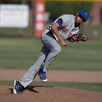 (Photograph by Bill Gerth/5/9/17) Santa Teresa vs Westmont in a BVAL Baseball Game at Westmont High School, Campbell CA on 5/9/17