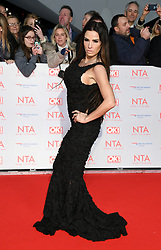 Katie Price attending the National Television Awards 2018 held at the O2, London. Photo credit should read: Doug Peters/EMPICS Entertainment