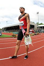 2012 USA Track & Field Olympic Trials: Wally Spearmon