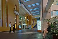 Interior photography of Washington Convention Center Signage