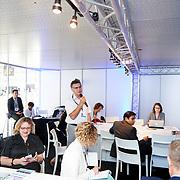 Women in tech salon - connecting women entrepreneurs from Mediterranean countries - B2