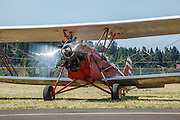 1930 New Standard D-25 at Oregon Aviation Historical Society.