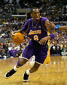 NBA-Los Angeles Lakers at LA Clippers-Mar 17, 2004
