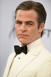 Chris Pine attends the 25th Annual Screen Actors Guild Awards at The Shrine Auditorium on January 27, 2019 in Los Angeles, CA, USA. Photo by Lionel Hahn/ABACAPRESS.COM