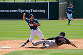 MLB-Cleveland Indians at Los Angeles Dodgers-Mar 27, 2021