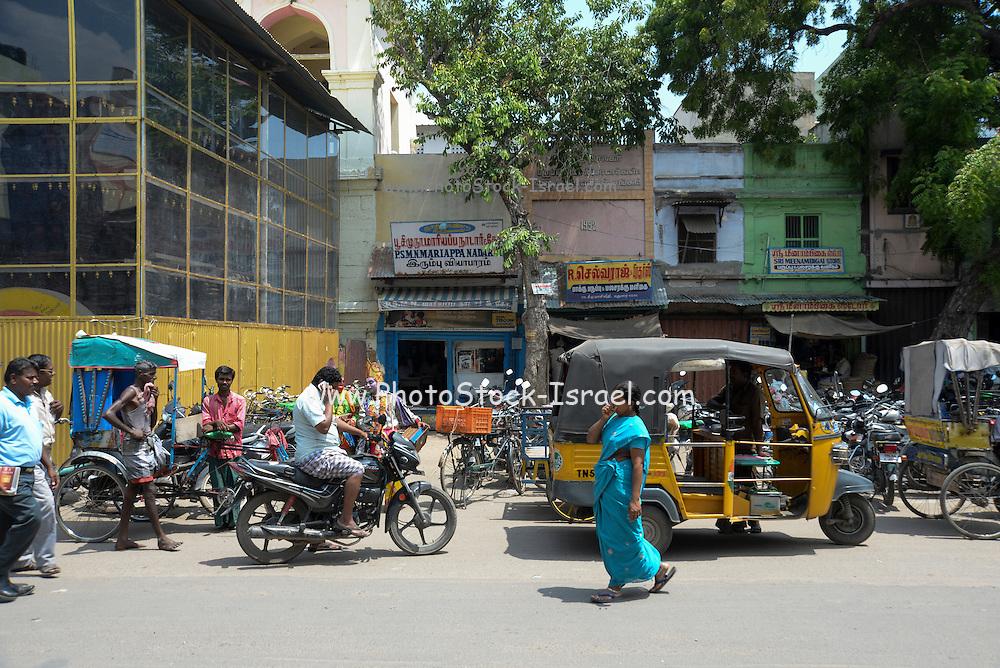 India, Tamil Nadu, Madurai