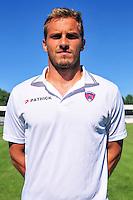 Cyriaque Rivieyran - 07.08.2015 - Evian Thonon / Clermont - 2eme journee de Ligue 2<br /> Photo : Philippe Lebrech / Icon Sport *** Local Caption ***
