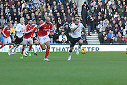 Derby County v Nottingham Forest 170115