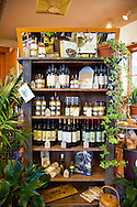 Red Ridge Farms in the heart Oregon's Wine Country has olive groves and offers both wine and olive oil tasting.  The store also sells lavender harvested from the farm, plus local plants in the greenhouse.