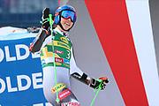 SOELDEN, AUSTRIA. OCTOBER 17 2020:  1st Women's Giant Slalom as part of the Alpine Ski World Cup in Solden on October 17, 2020; Run 2, Petra Vlhova (SVK) ( Pierre Teyssot/ESPA Images-Image of Sport)