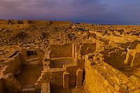 Avdat National Park (an Ancient Naebatean City), Negev Desert, Israel.