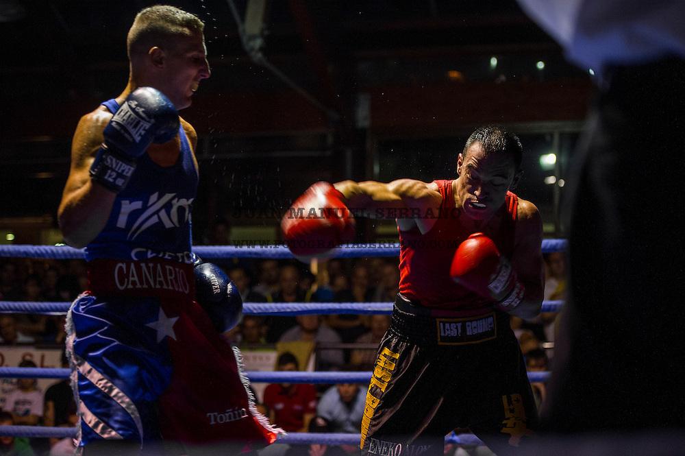 20-10-2013 renedo de pielagos <br /> velada de boxeo <br /> <br /> Fotos: Juan Manuel Serrano Arce