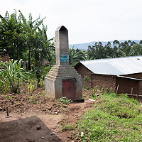 Incinerators such as this one in Vighole have been built for the safe disposal of infected clinical material.