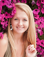Keeley's senior portrait session.  © 2013 Karen Bobotas Photographer