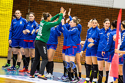 Team Serbia during friendly game between national teams of Slovenia and Serbia on 29th of September, Celje, Slovenija 2018