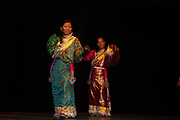 Tibetan Dancers at the Dalai Lama's temple, Dharamsala, Himachal Pradesh, India