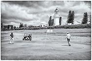 06-11-2017 Foto's genomen tijdens een persreis naar Buffalo City, een gemeente binnen de Zuid-Afrikaanse provincie Oost-Kaap. West Bank Golf Club -