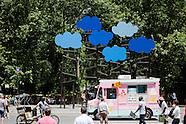 Clouds | Olaf Breuning | Public Art Fund