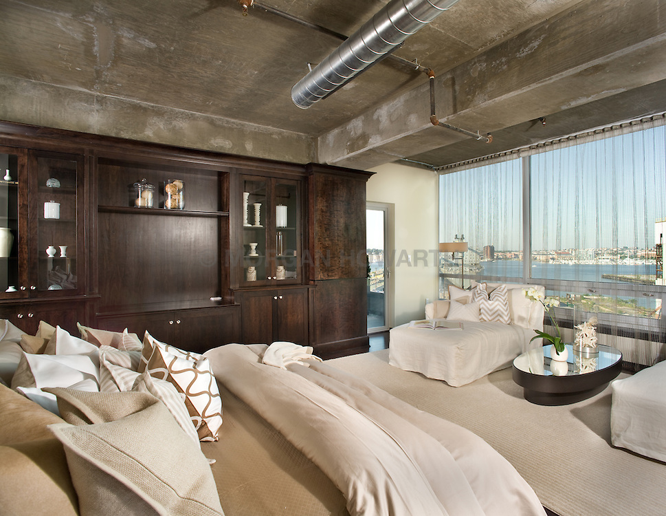 bedroom 1700 Beason St Baltimore, MD Jeff Akseizer interior designers