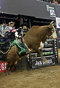NEW YORK, NEW YORK- JANUARY 4: Professional Bull Riders and New Yorkers & Tourists attend the 2019 Monster Energy Buck Off at The Garden, presented by Ariat held at Madison Square Garden on January 4, 2019 in New York City.  (Photo by Terrence Jennings/terrencejennings.com)