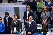 DESCRIZIONE : Campionato 2015/16 Serie A Beko Dinamo Banco di Sardegna Sassari - Consultinvest VL Pesaro<br /> GIOCATORE : Marco Calvani<br /> CATEGORIA : Before Pregame Allenatore Coach Tifosi Pubblico Spettatori<br /> SQUADRA : Dinamo Banco di Sardegna Sassari<br /> EVENTO : LegaBasket Serie A Beko 2015/2016<br /> GARA : Dinamo Banco di Sardegna Sassari - Consultinvest VL Pesaro<br /> DATA : 23/11/2015<br /> SPORT : Pallacanestro <br /> AUTORE : Agenzia Ciamillo-Castoria/L.Canu
