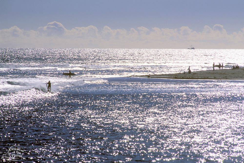 Malibu Surfers, Los Angeles County, California (LA)