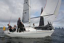 Largs Regatta Week 2017 <br /> <br /> Day 1<br /> <br /> Nemo, Andy Malcolm, Ethgene 24, GBR1706C<br /> <br /> Picture Marc Turner