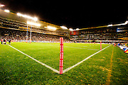 Semi-final clash between the Stormers and the Crusaders at Newlands during the Super 15 rugby series at Newlands. The Crusaders beat the Stormers in the semi-finals at Newlands, Cape Town, during Super 15 rugby series. Image by Greg Beadle