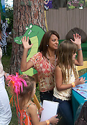 Eva La Rue and daughter Kaya McKenna Callahan..2011 Celebrity Picnic Sponsored By Disney, Time For Heroes, To Benefit The Elizabeth Glaser Pediatric AIDS Foundation - Inside..Wadsworth Theater Lawn..Los Angeles, CA, USA..Sunday, June 12, 2011..Photo By CelebrityVibe.com..To license this image please call (212) 410 5354; or.Email: CelebrityVibe@gmail.com ;.website: www.CelebrityVibe.com