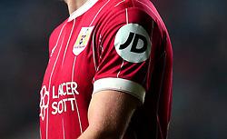 JD sleeve sponsorship - Mandatory by-line: Robbie Stephenson/JMP - 20/12/2017 - FOOTBALL - Ashton Gate Stadium - Bristol, England - Bristol City v Manchester United - Carabao Cup Quarter Final