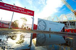 Foto das reformas do Beira Rio feita em 03 de junho de 2013. O est‡ádio Beira Rio vai receber‡ os jogos da Copa do Mundo de Futebol 2014. FOTO: Vinícius Costa/ Preview.com