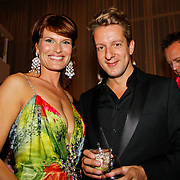 NLD/Tilburg/20101010 - Inloop musical Legally Blonde, Anouk van Nes en Alex Klaassen