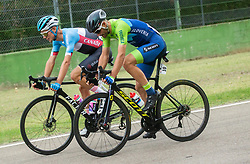 MEZGEC Luka of Slovenia during Men Elite Road Race at UCI Road World Championship 2020, on September 27, 2020 in Imola, Italy. Photo by Vid Ponikvar / Sportida
