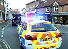 Haslemere OAP air lifted