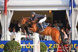 Brocks Karel (GER) - Lamarque 7<br /> Winner Final 7 years old horses<br /> World Championship Young Horses Lanaken 2009<br /> © Hippo Foto - Dirk Caremans