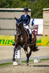 HEIDEN Robin (NED), Gasmonkey<br /> Dressurprüfung für Junioren -international<br /> Hagen - CDI 2020<br /> 17. Juli 2020<br /> © www.sportfotos-lafrentz.de/Stefan Lafrentz