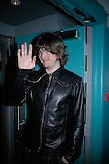DANNI MACNAMARA, Opening of a private members club. Island-Hungerford Lane. London WC2. 12 April 2007.  -DO NOT ARCHIVE-© Copyright Photograph by Dafydd Jones. 248 Clapham Rd. London SW9 0PZ. Tel 0207 820 0771. www.dafjones.com.
