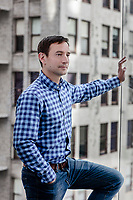 Alastair Patterson, CEO Digital Shadows